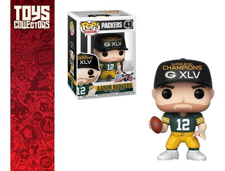Funko Pop - Aaron Rodgers 43 Packers