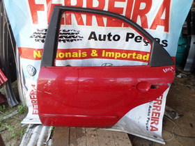 Porta Traseira Esquerda Do Fiat Brava