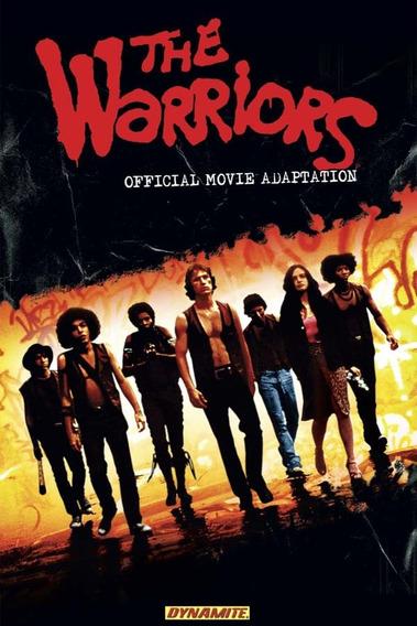 Dvd The Warriors, Ao Mestre Com Carinho,mentes Perigosas