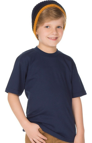 Roupa Bebê Infantil Kit 4 Camisetas Meia Manga Escolar