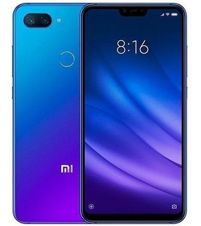Xiaomi Mi 8 Lite Dual Sim 64 Gb Version