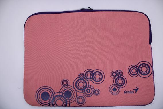 Pasta Notebook 13 E 14 Genius Rosa/roxo Gs1401 Sleeve