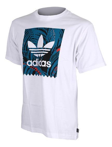 Remera Urbana Bb Print Tee 2 Bl/az/ng adidas Hombre