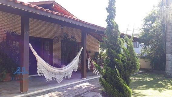 Casa Com 3 Dormitórios Para Alugar, 200 M² Por R$ 2.950,00/mensal - Ingleses Do Rio Vermelho - Florianópolis/sc - Ca0761