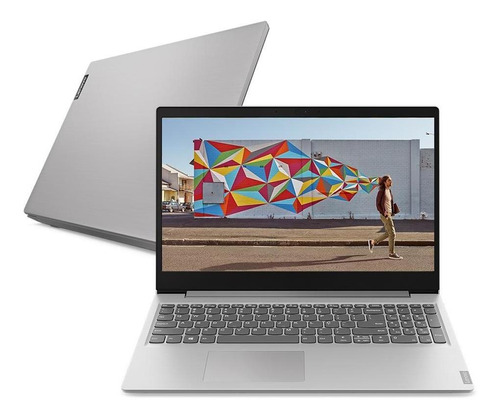Notebook Lenovo Ideapad S145-15igm, Intel Linux Satux, Prata