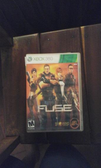 Fuse Xbox 360 Desbloqueado
