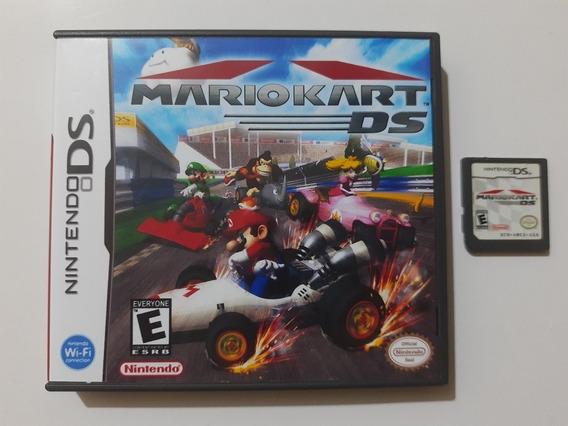 Mario Kart Ds Nds Original Americano Na Caixa E 100% Ok