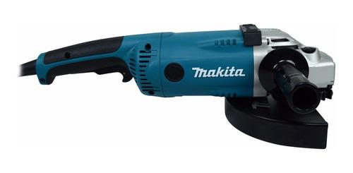 Esmeriladora Angular Makita Ga9020 De 9  Industrial 2200 W