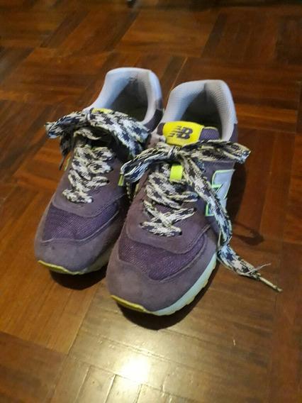 Zapatillas New Balance 574 Mujer 35