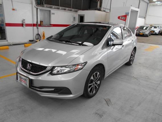 Honda Civic Exl Aut 2015 Ijt 434