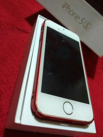 iPhone 5s, Conservado