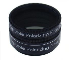 Filtro Polarizador Variável 1.25 Para Telescópios