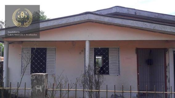 Casa À Venda, 150 M² Por R$ 130.000,00 - Vila Elsa - Viamão/rs - Ca0331