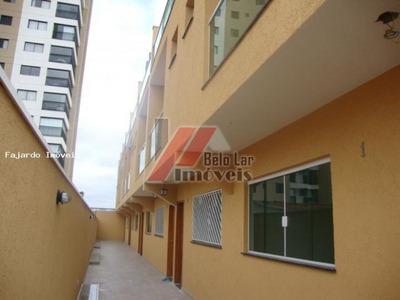 Sobrado Em Condomínio Para Venda No Bairro Vila Carrão, 3 Dorm, 1 Suíte, 2 Vagas, 120 M - 3150