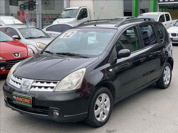 Nissan Livina Sl 1.6 Flex 2012 (1 Ano De Garantia)