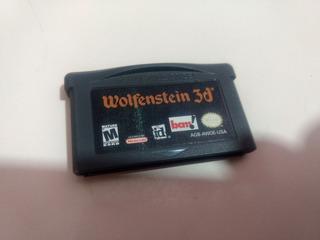Wolfenstein 3d Game Boy Advance