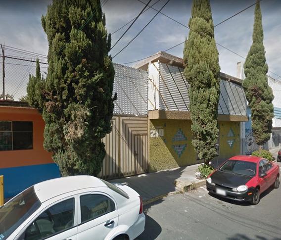 Nave Industrial De Remate, Cerca Central De Abastos!