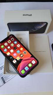 iPhone Xr 128gb Preto, Zerado, Nf E Garantia Até 8/20