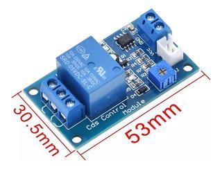 Controlador Solar Sensor Fotovoltaico 12v