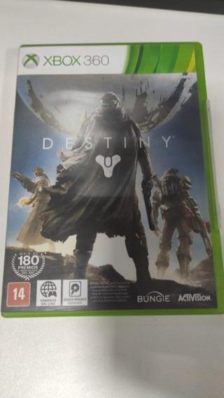 Destiny - Jogo Original Xbox 360 Mídia Física - Usado