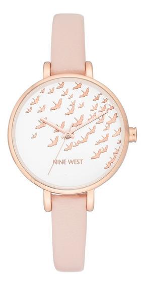Nine West | Reloj Mujer | Nw/nw2134rgpk | Original