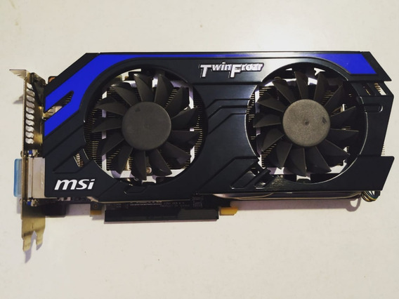 Placa De Video Geforce Msi Gtx 660 Ti