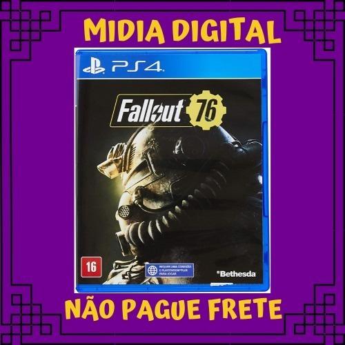 Fallout 76 Ps4 - Playstation 4