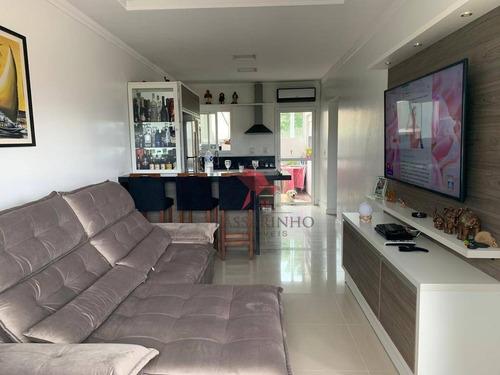 Imagem 1 de 19 de Casa Com 2 Dormitórios À Venda, 65 M² Por R$ 325.000,00 - Faxinal - Torres/rs - Ca0571