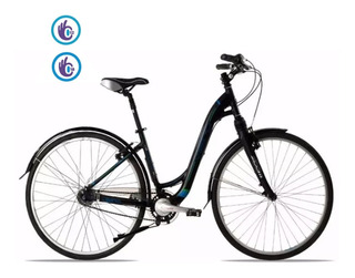 Bicicleta Paseo Urbana Vairo Metro Rodado 28 18 Speed Goldenbike