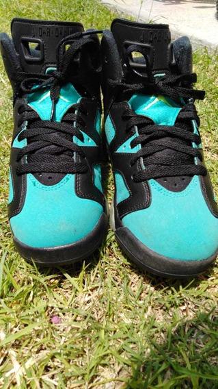 Jordan 6 Retro Turbo Green