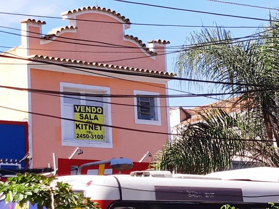 Vendo Kitnet Ou Sala Comercial Em Rocha Miranda