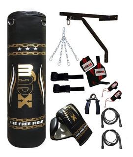 Saco Box Boxeo Kickboxing Mma Vale Todo Pro Alta Calidad!!!!