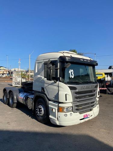 Scania P 360 13/13  Automática 10 Pneus Novos Único Dono