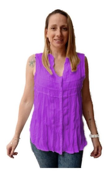 Musculosa Camisa Mujer Escote V Hindú Xl Xxl Xxxl 4xl Mythos