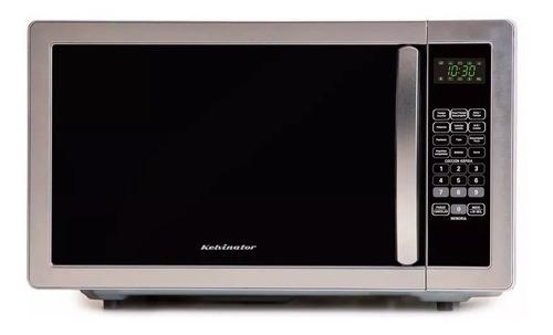 Microondas Grill Kelvinator Live & Cook KEL30DG  silver 30L 220V
