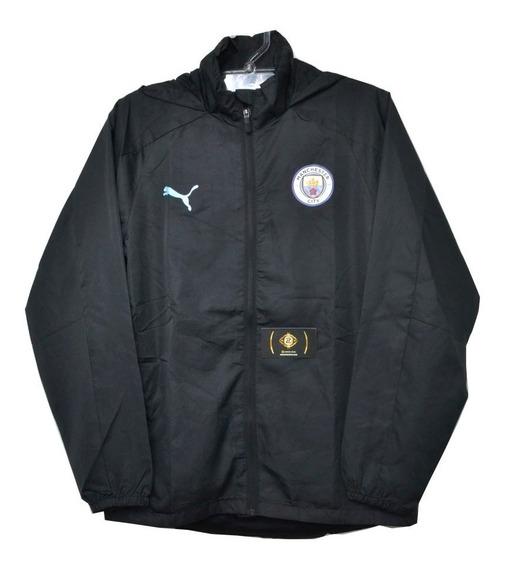 Blusa Tactel Do Manchester City Oficial Desconto + Garantia