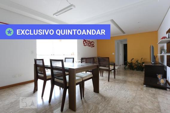 Apartamento No 8º Andar Com 2 Dormitórios E 2 Garagens - Id: 892981362 - 281362