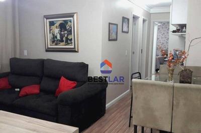Apartamento Residencial À Venda, Santo Antônio, Osasco. - Ap2601