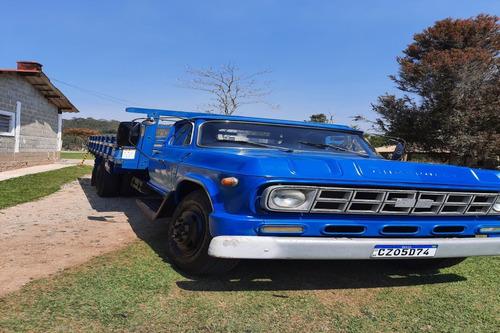 Imagem 1 de 6 de Chevrolet C 60 Gm Ano 1974