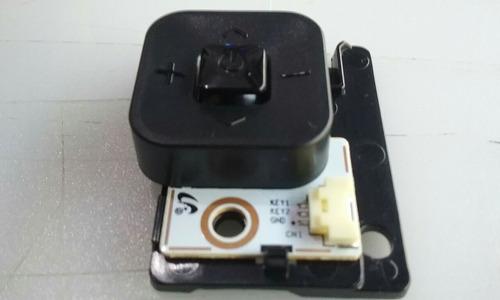 Imagen 1 de 3 de Botonera Para Pantalla Samsung Un65mu6103 Un65mu6103f