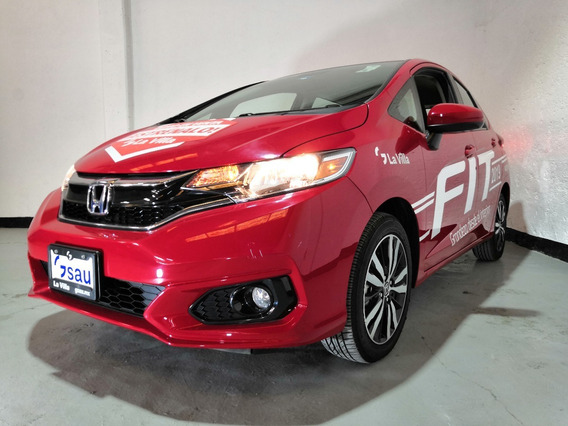 Honda Fit Hit Cvt 2019