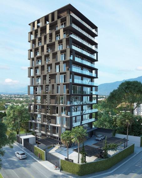 Venta De Apartamento Ejecutivo O De Negocios En Santiago