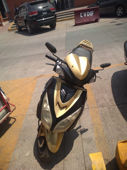 Motoneta Italika Ds 150 Año 2008 150cc