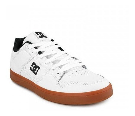 Zapatillas Dc Shoes Cure (wg5) Blanca