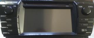 Touch Screen Para Central Original Do Corolla
