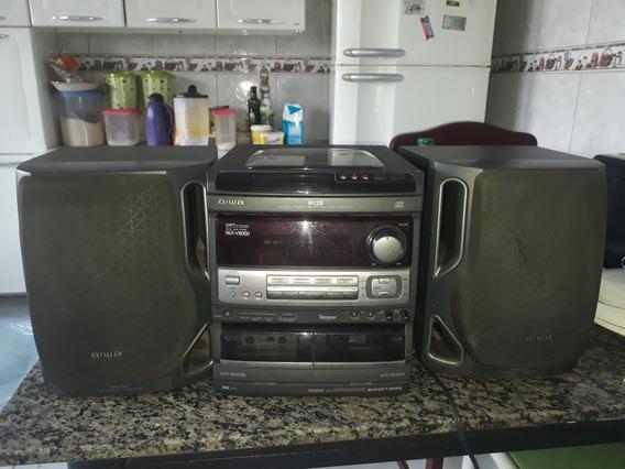 Aiwa Nsx-v9000 Para Restauro Com Caixas - Campinas