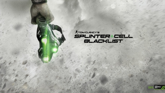 Splinter Cell Blacklist - Xbox360 Funciona Bloqueado Tambem