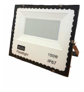 Reflector De Led 150w Full Potencia Multivoltaje Luz Blanca