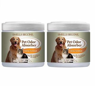 Olores Begone Pet Odor Cítricos, Elimina Olores De Mascotas