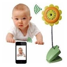 Imagen 1 de 1 de Flor Cámara De Seguridad Para Bebé